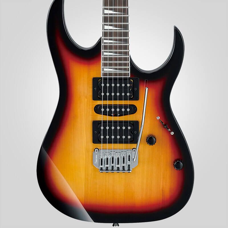 Ibanez官方旗舰店 依班娜GRG170DX电吉他 多色可选初学者适用新款 03