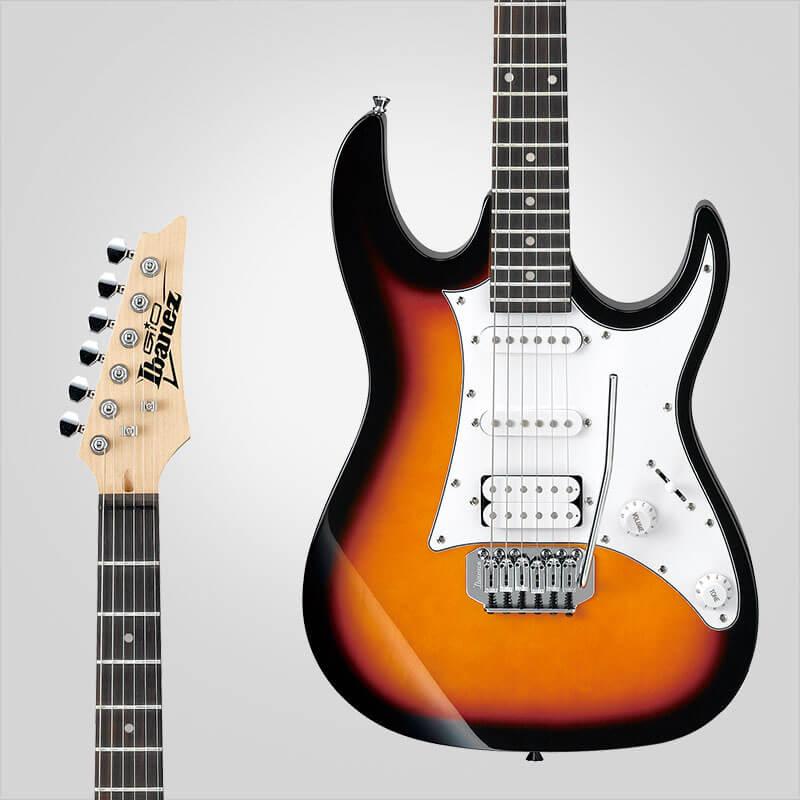 Ibanez官方旗舰店 爱宾斯 依班娜 GRX40电吉他双色可选超高性价比 02