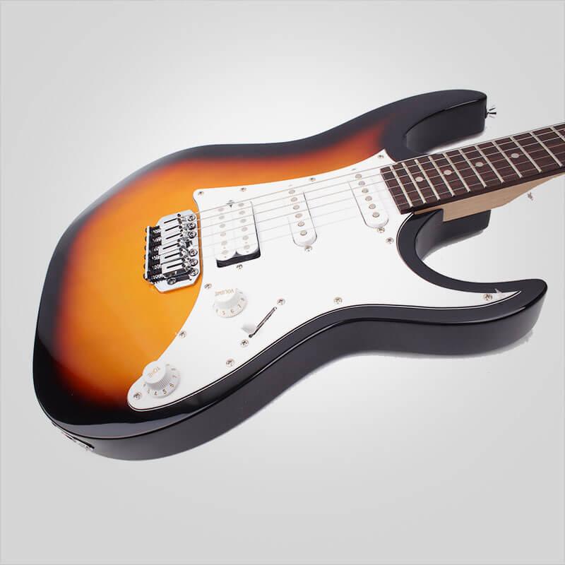 Ibanez官方旗舰店 爱宾斯 依班娜 GRX40电吉他双色可选超高性价比 03