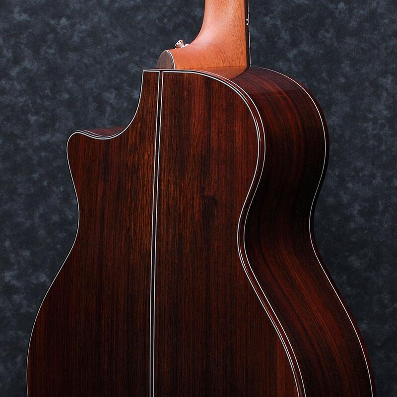 Ibanez 爱宾斯 依班娜 AE900-NT 电箱民谣 木吉他 专业演奏型 03