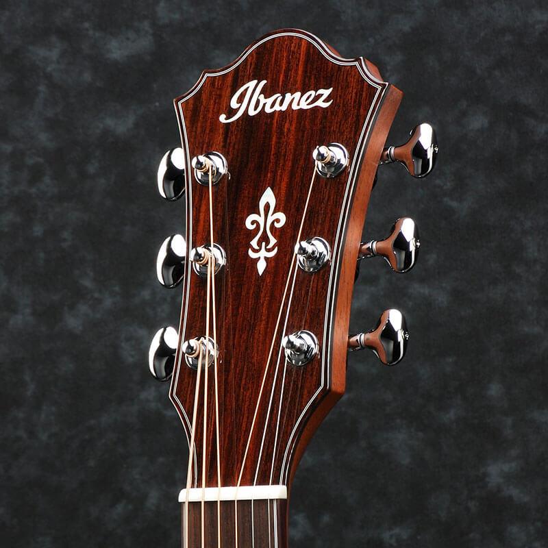 Ibanez 爱宾斯 依班娜 AE900-NT 电箱民谣 木吉他 专业演奏型 04