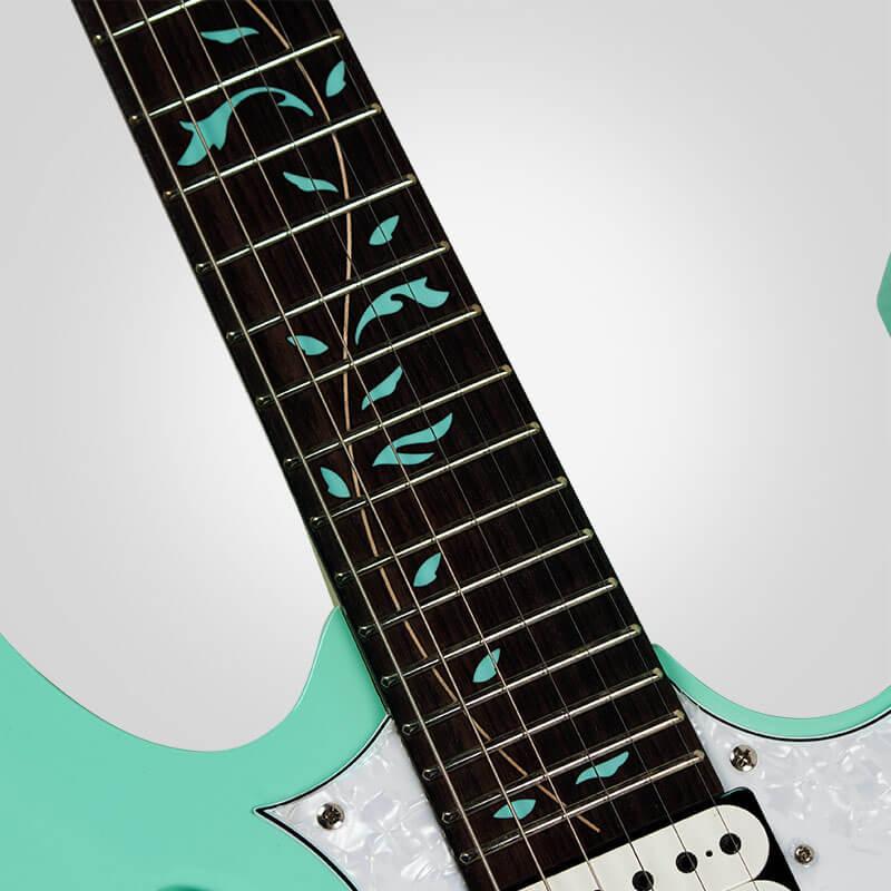 Ibanez 爱宾斯 依班娜 JEM70V 电吉他 Steve Vai 签名系列 04